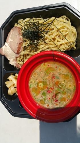 「焼き味噌つけそば」@大つけ麺博 presents 最強ラーメンFes,の写真