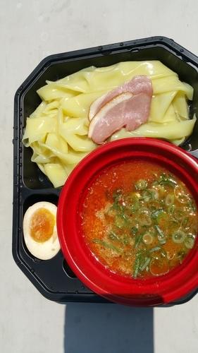 「渚の担担つけ麺」@大つけ麺博 presents 最強ラーメンFes,の写真