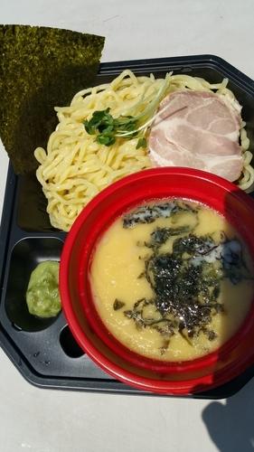 「鶏白湯つけ麺」@大つけ麺博 presents 最強ラーメンFes,の写真