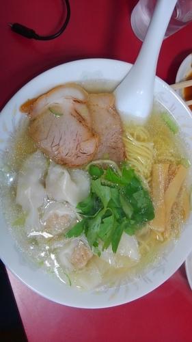 「雲呑麺」@星龍軒の写真