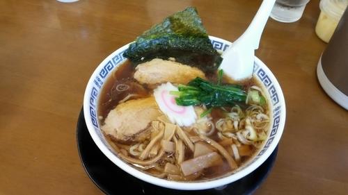 「横綱しょうが麺」@ラーメン 味の横綱の写真