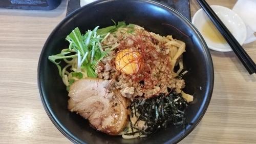 「曲者 ¥830」@麺や しし丸。の写真