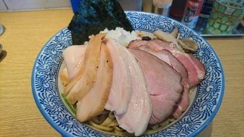 「【5月限定】塩汁なし鶏白湯そば ¥ 850」@麺屋 一燈の写真