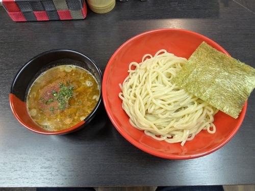「えびつけ麺」@マグマラーメン 越谷店の写真