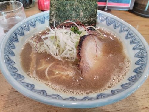 「あごそば」@麺屋 蕪村 篠ノ井店の写真