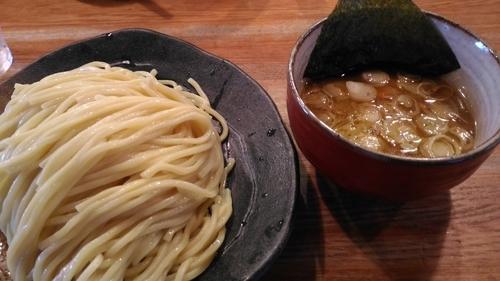 「つけ麺大盛(780円)」@つけ麺屋 やすべえ 高田馬場店の写真
