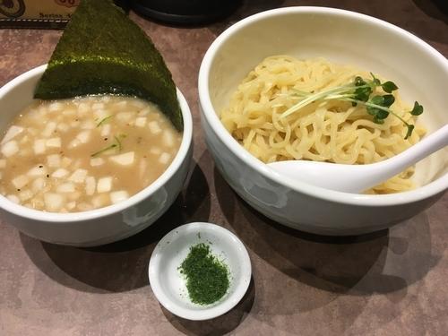 「ホタテ69つけ麺」@NOODLE SOUNDSの写真