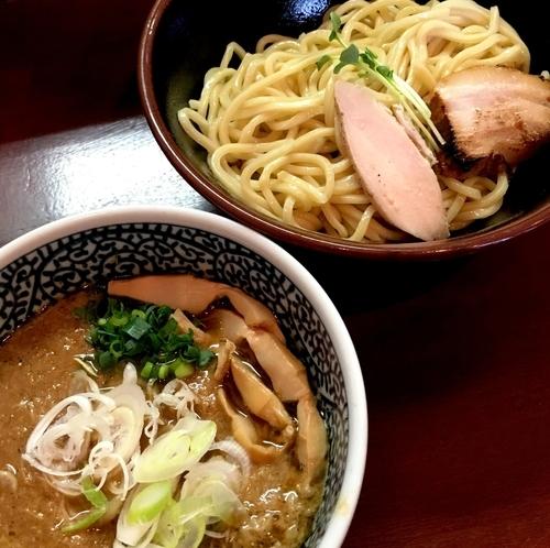「つけ麺(200g)」@麺屋くまがいの写真