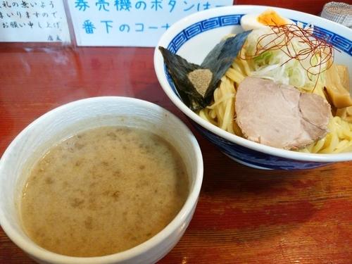 「つけ麺大盛り ¥880」@麺屋 十郎兵衛の写真