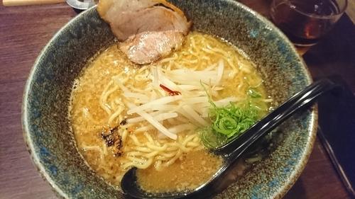 「味噌ラーメン 並」@ラーメン札幌一粒庵の写真