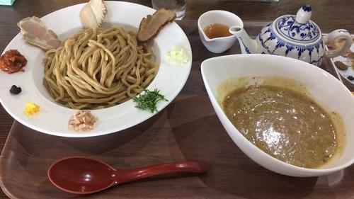「鬼こってり煮干しつけ麺 880円」@中華SOBA 鬼にぼの写真
