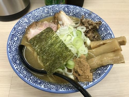 「中華そば並 細麺」@狼煙 大宮店の写真