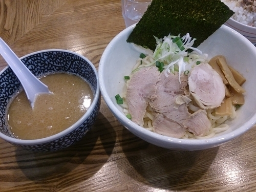 「つけ麺」@めんごころ なつの写真