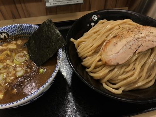 「つけ麺(大)400g」@麺屋 たけ井 阪急梅田店の写真