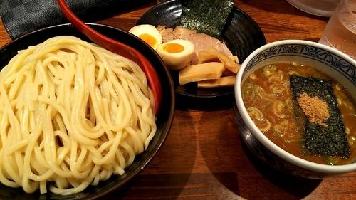 「三田盛りセット大盛640グラム」@つけ麺専門店 三田製麺所 ヨドバシAkiba店の写真