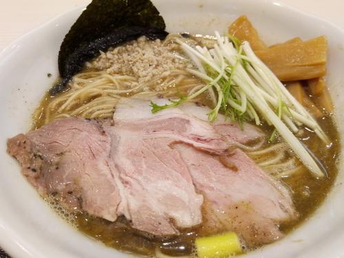 「煮干白湯」@麺処 景虎 produced by ほん田の写真