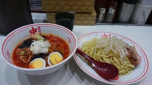 「冷やし五目味噌タンメン+チャーシュー2枚¥860+210」@蒙古タンメン 中本 上板橋本店の写真