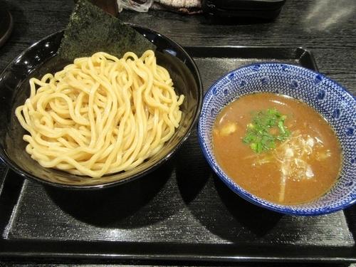 「濃厚魚介つけ麺 中盛(920円)」@麺屋 中川會 錦糸町店の写真