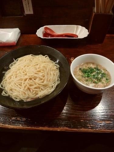 「鰹つけ麺」@つけめん・らあめん 宗庵 北千住店の写真