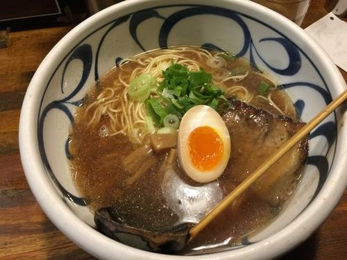 「周平ラーメン ¥720」@麺鮮醤油房 周平の写真