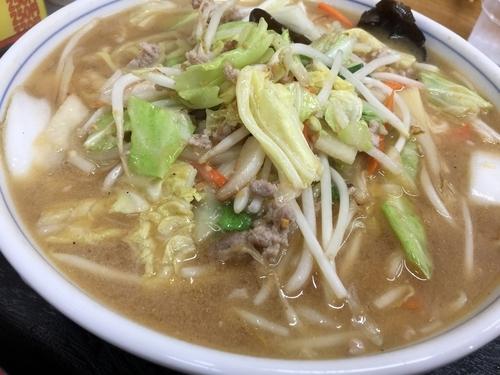 「みそタンメン(麺特盛)」@福しん 大山駅前店の写真