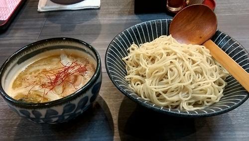 「味噌モツつけ麺830円」@麺家 大森の写真