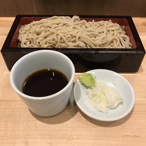 「もり(¥300)」@石臼挽き蕎麦 とよじの写真