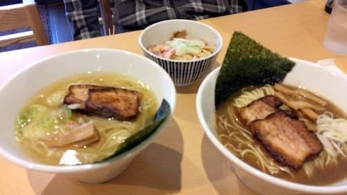 「煮干しそば」@麺屋 湊の写真