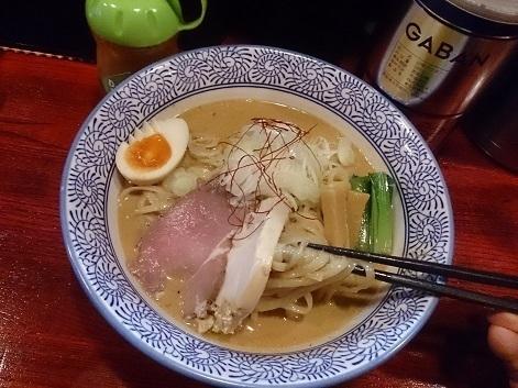 「【限定】冷やし担々麺」@麺処 善龍の写真