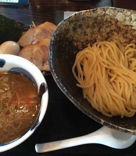 「マル得つけ麺」@三ツ矢堂製麺 深谷花園店の写真
