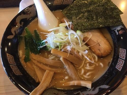 「つけ麺」@麺屋我龍の写真
