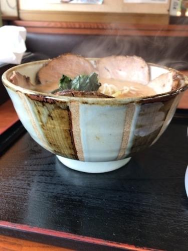 「チャーシュー味噌ラーメン」@みそ壱の写真