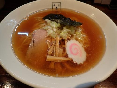 「【曜日限定】鯛だし・醤油」@麺匠 玄龍 盛岡店の写真