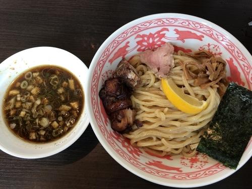 「煮干しつけ麺900円」@中華蕎麦 こばやの写真