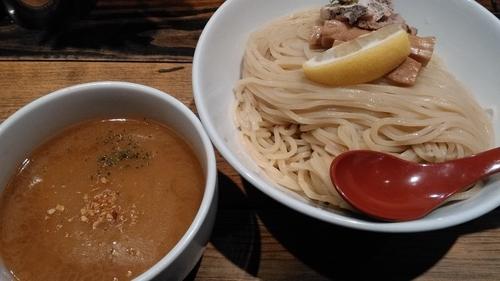 「鶏白湯つけ麺(大盛)」@麺屋 翔 本店の写真