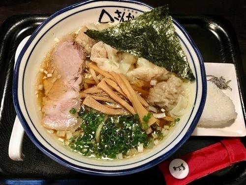 「わんたん麺」@さんかくの写真
