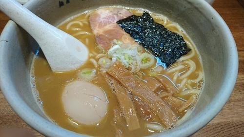 「味玉らーめん ¥ 890」@麺屋吉左右の写真