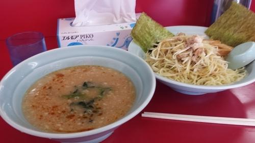 「つけ麺」@ラーメンショップ 境店の写真