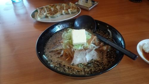 「味噌バター」@金太楼らーめんの写真