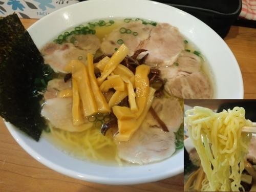 「柔らか煮豚麺950円」@MEN-YA DAISUKEの写真