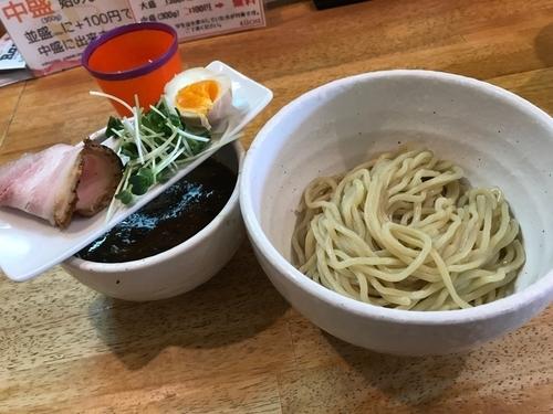 「つけ麺KURO」@KÜCHEの写真