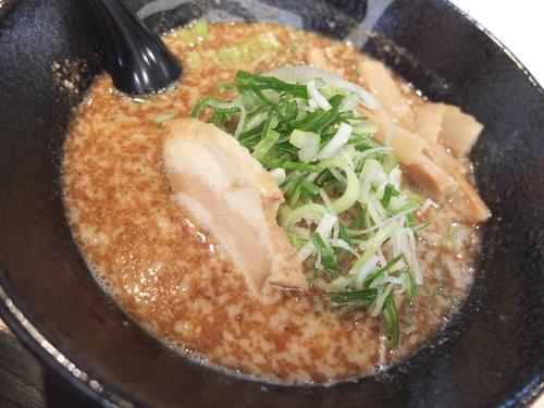 「魚介とんこつラーメン」@麺屋はるの写真
