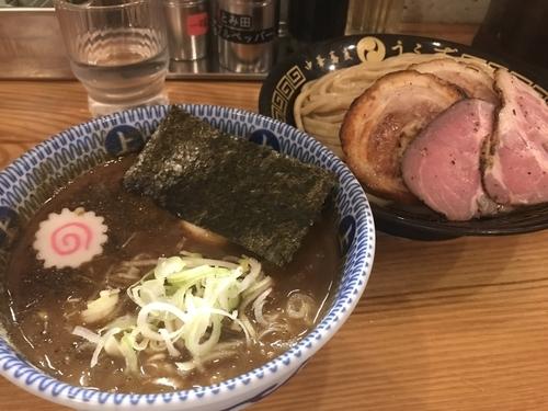 「特製つけ麺 大」@中華蕎麦うゑずの写真
