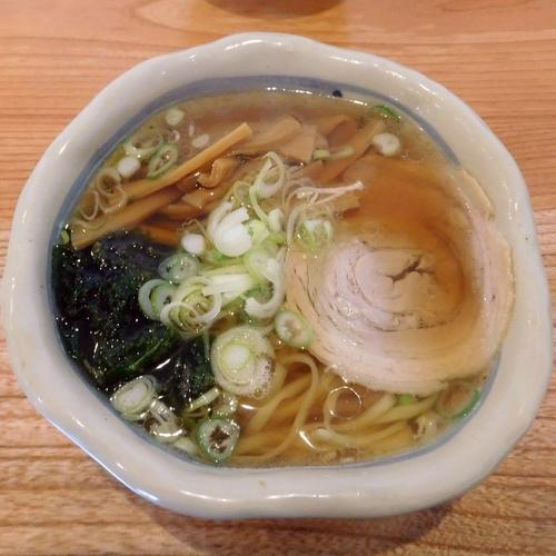 「昔ながらの中華そば(税別 720円)」@麺や 和の写真