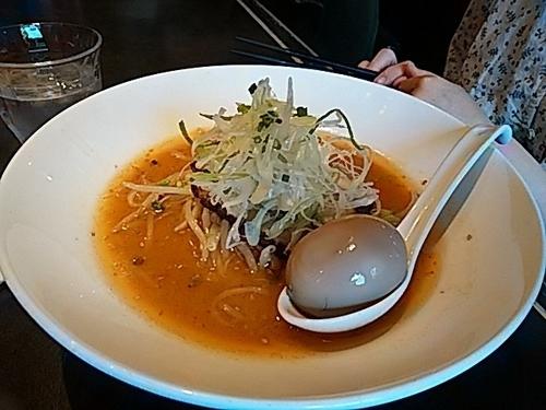 「味玉みそらーめん」@麺 藏藏の写真
