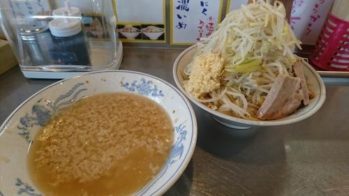 「つけ麺(小) ¥ 780」@らーめん大 平井店の写真