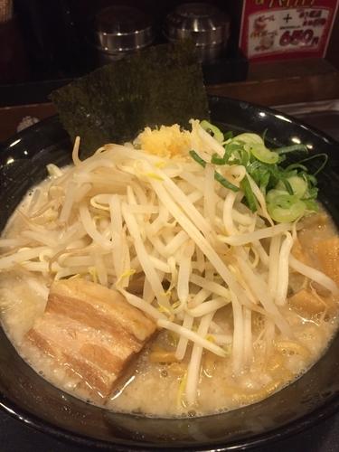 「スタミナえい蔵ラーメン ニンニク少なめ」@麺匠 えい蔵の写真