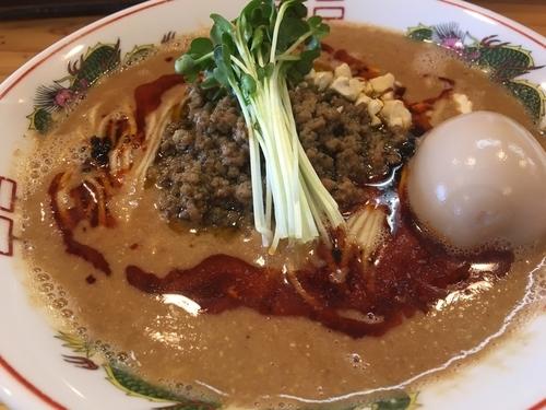 「坦々麺800円」@中華蕎麦 みうらの写真