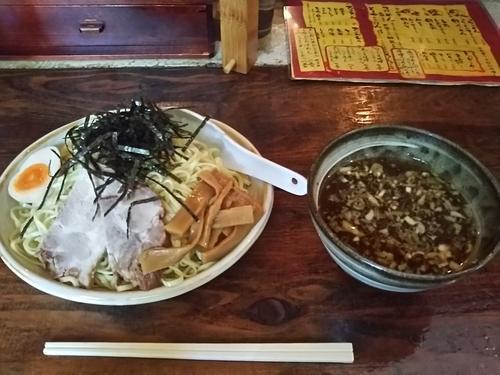 「つけ麺 大盛 700円」@らぅめん とくやの写真