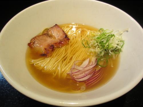 「【限定】焼煮干清湯¥900」@麺s慶の写真